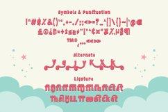 Princess Star - Sprinkles Font Product Image 3