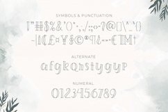 Sorreal - Outline Typeface Product Image 5