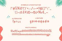 Summer Creamy - Summer Script Font Product Image 5