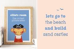 Little Sailor Font Duo Product Image 4