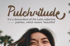 Silintho - Bold Script font Product Image 3