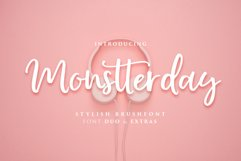Monstterday  Product Image 1