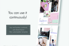 Instagram Puzzle Feed Template 2 Product Image 2