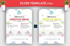 Creative Flyer Template Product Image 2