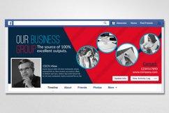 10 Business Facebook Timelines Bundle Product Image 2