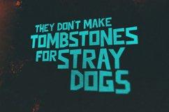 Junkdog Typeface Product Image 4
