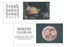 The Bakery - Handwritten Serif and Doodle Font Product Image 5
