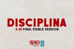 Disciplina Product Image 1