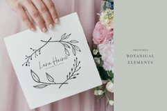 So Beautiful Font and Botanicals Product Image 5