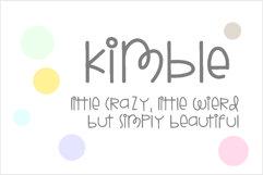 Kimble Font Product Image 1