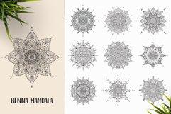 530 Vector Mandala Ornaments Bundle Product Image 15