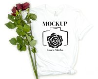 Bella Canvas 3001 Mockup Bundle - Tshirt Mockup Bundle Product Image 3