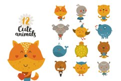 Cute Animals Bundle • 80% OFF Product Image 4