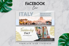 9 facebook cover templates Product Image 6