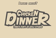 Chicken Dinner Product Image 1