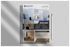 Real Estate Flyer Template Product Image 3