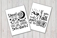 8 Hand Lettered motivation quotes bundle svg Product Image 3