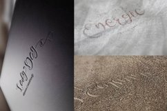 Cantique Script Calligraphy Product Image 5