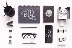 Monogram Bundle - FIVE Styles Including a Split Monogram! Product Image 6