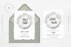 Green Foliage Wedding Suite Product Image 2