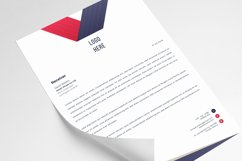 Modern Letterhead Pad Template Product Image 5