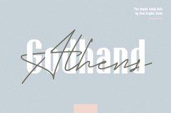 Godhand Athens | Elegant Font Duo Product Image 1