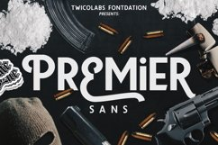 Premier Sans Product Image 1