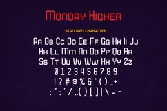Higher Monday Product Image 6