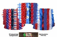 Patriotic July 4th Background for Dye Sublimation Product Image 4