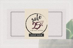 GRUNGE Facebook sale and quote pack Product Image 7