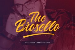 The Brosello Script Product Image 1