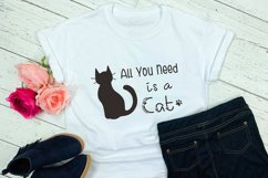 Cat Lover Quote Product Image 4