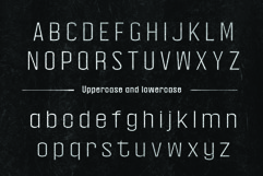 STERLING, A Powerful Sans Serif Product Image 2