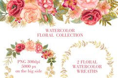 Watercolor floral collection Product Image 2