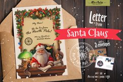 Letter from Santa Claus Product Image 1