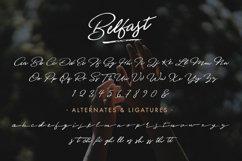 Belfast - A Dry Brush Script Product Image 2