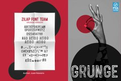 PACK PROMO 5 Zilap Font Team Product Image 10
