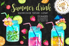 Summer drink Clip Art Product Image 1