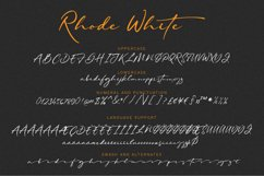 Rhode White Product Image 2