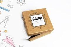 Falose | Modern Typeface Font Product Image 2