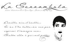 La Sonnambula Product Image 2