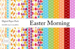 Easter Morning Paper Pack Product Image 1