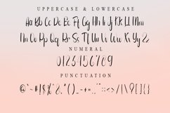 Sweet Love - Script Calligraphy Font Product Image 2