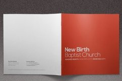 Core Church Brochure Template Product Image 2