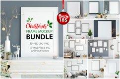 Christmas Frame Mockup Bundle Product Image 2