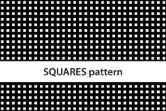 Tiny squares rainbow digital paper Product Image 2
