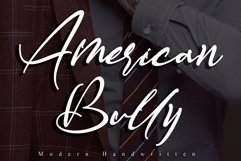 American Bully Product Image 1