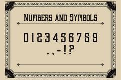 Sinara Typeface (Sale 30% Off) Product Image 4