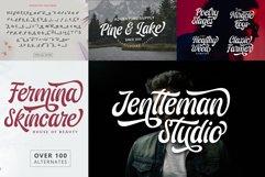 Year End Sale - Font Bundle 2020 Product Image 4