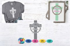 Easter Bundle - A bundle of Easter cut SVG files Product Image 8